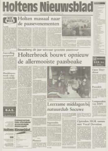 Holtens Nieuwsblad 1993-04-15