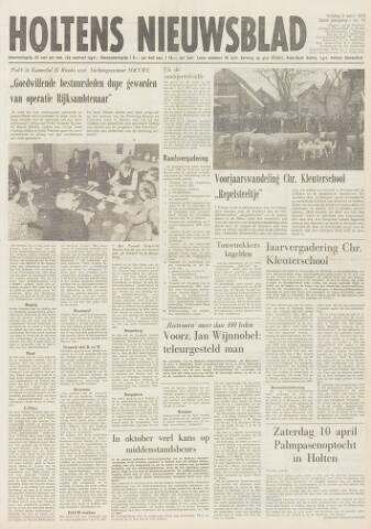 Holtens Nieuwsblad 1976-04-09