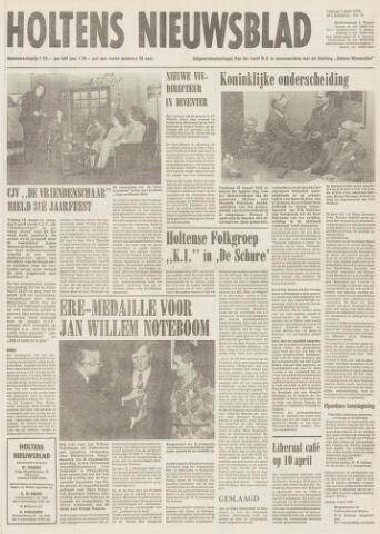 Holtens Nieuwsblad 1978-04-07
