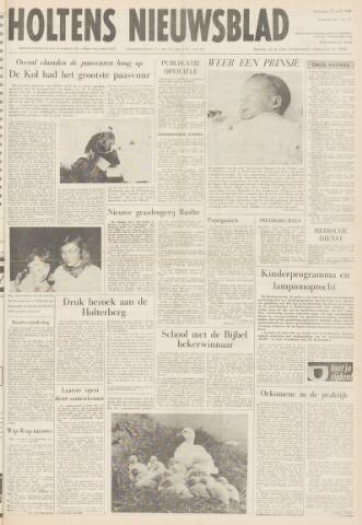 Holtens Nieuwsblad 1968-04-20