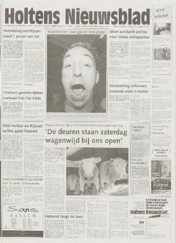 Holtens Nieuwsblad 2000-09-14