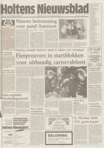 Holtens Nieuwsblad 1990-11-15