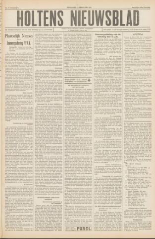 Holtens Nieuwsblad 1954-02-13