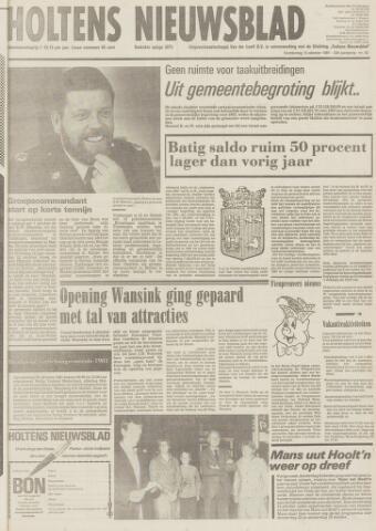 Holtens Nieuwsblad 1981-10-15