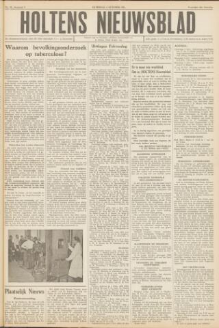 Holtens Nieuwsblad 1951-10-06