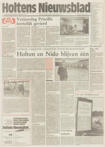 Holtens Nieuwsblad 1987-10-15