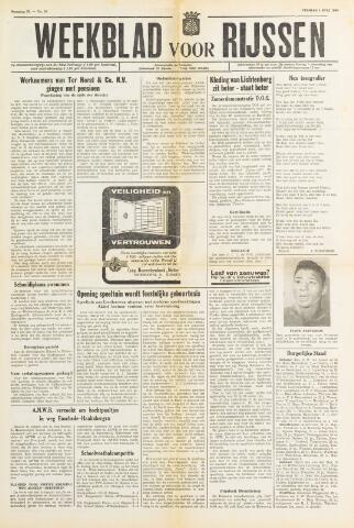 Weekblad voor Rijssen 1960-07-01