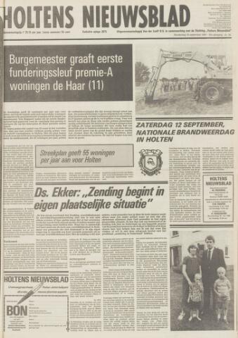 Holtens Nieuwsblad 1981-09-10