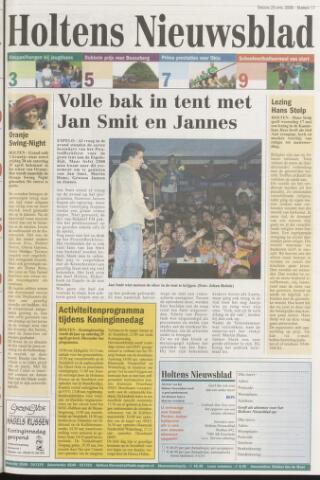 Holtens Nieuwsblad 2006-04-25