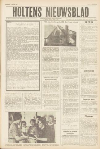Holtens Nieuwsblad 1962-04-21