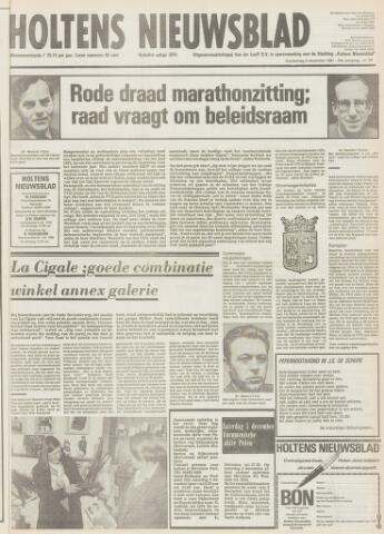 Holtens Nieuwsblad 1981-12-03