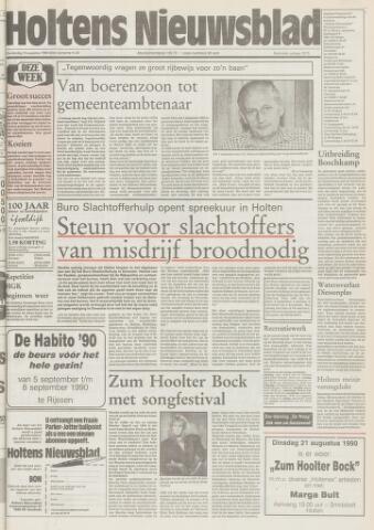 Holtens Nieuwsblad 1990-08-16