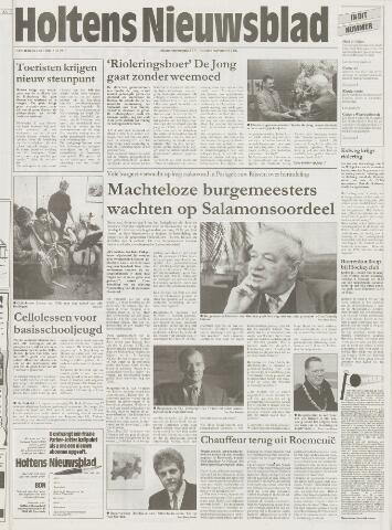 Holtens Nieuwsblad 1997-02-06