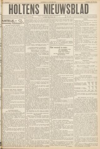 Holtens Nieuwsblad 1951-01-13