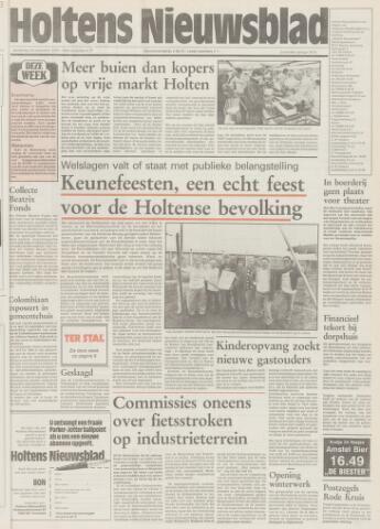 Holtens Nieuwsblad 1992-09-10