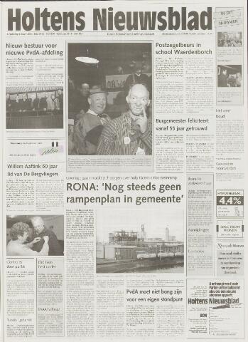 Holtens Nieuwsblad 2001-03-01