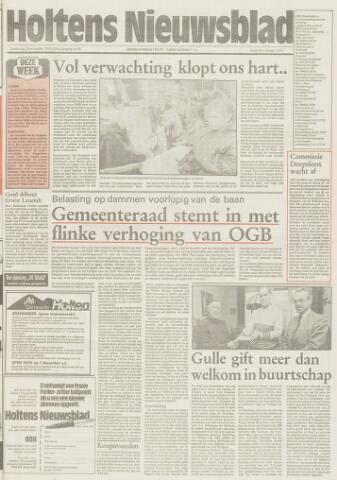 Holtens Nieuwsblad 1991-11-28