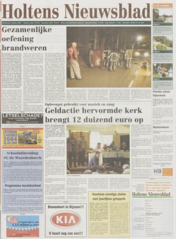Holtens Nieuwsblad 2004-10-07