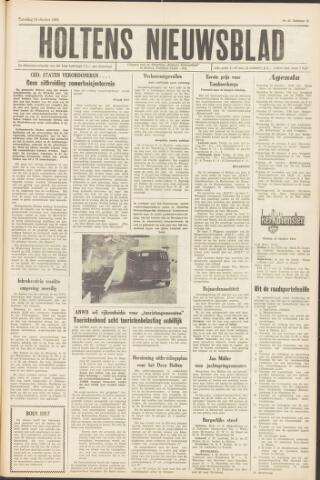 Holtens Nieuwsblad 1964-10-24