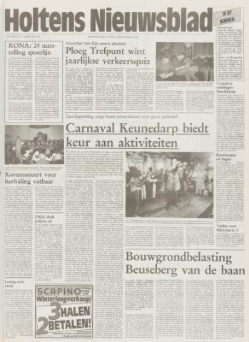 Holtens Nieuwsblad 1996-02-15