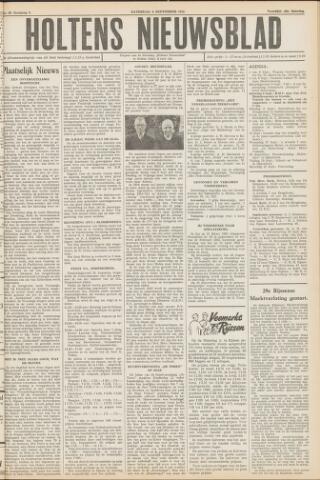 Holtens Nieuwsblad 1952-09-06