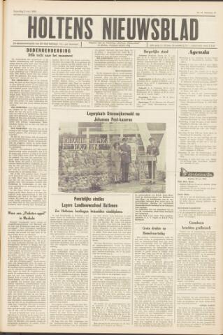 Holtens Nieuwsblad 1964-05-09