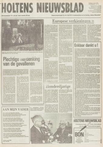 Holtens Nieuwsblad 1979-05-11