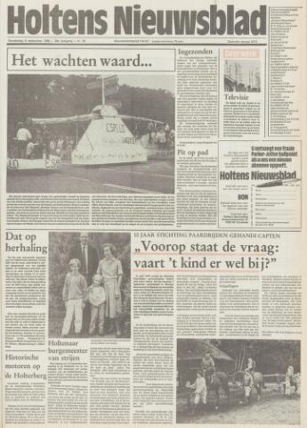 Holtens Nieuwsblad 1985-09-05