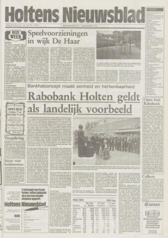 Holtens Nieuwsblad 1994-06-16