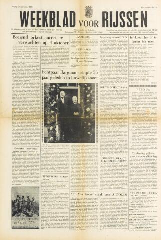 Weekblad voor Rijssen 1963-09-27