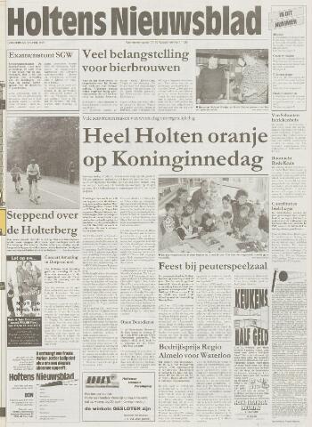 Holtens Nieuwsblad 1997-04-24