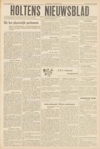 Holtens Nieuwsblad 1958-08-23