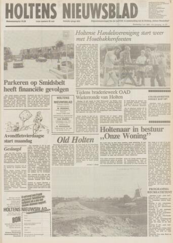 Holtens Nieuwsblad 1983-07-07