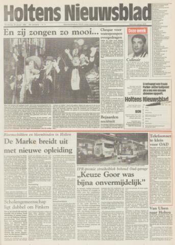 Holtens Nieuwsblad 1986-01-30