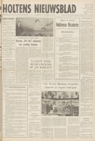 Holtens Nieuwsblad 1970-07-24