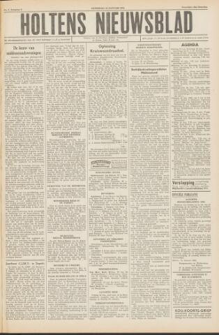 Holtens Nieuwsblad 1954-01-16