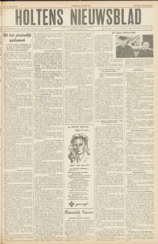 Holtens Nieuwsblad 1954-05-29