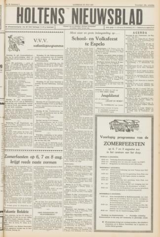 Holtens Nieuwsblad 1957-07-20