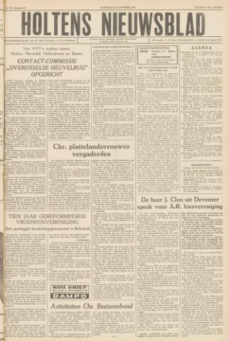 Holtens Nieuwsblad 1957-10-19