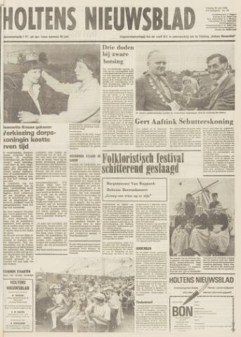 Holtens Nieuwsblad 1979-07-27