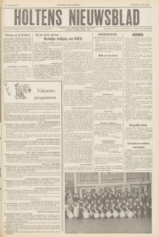 Holtens Nieuwsblad 1960-07-02
