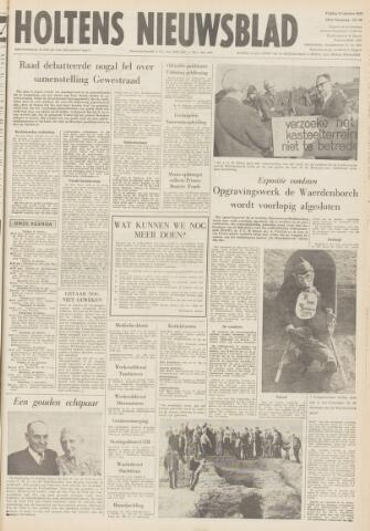 Holtens Nieuwsblad 1972-10-13