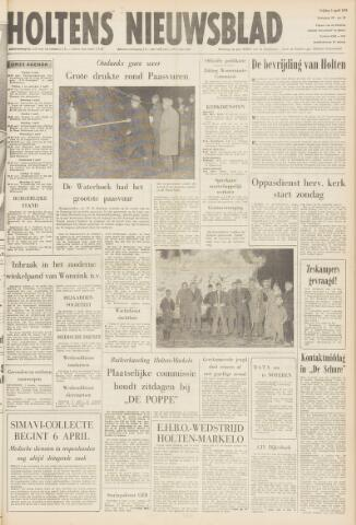 Holtens Nieuwsblad 1970-04-03