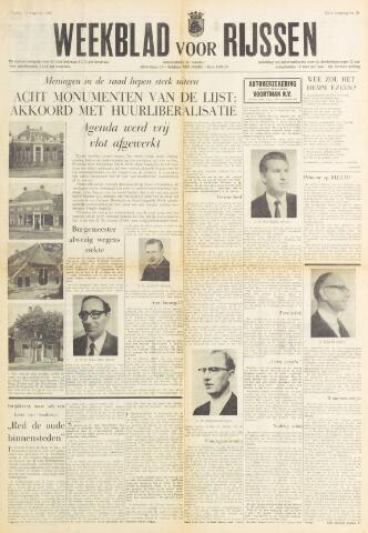 Weekblad voor Rijssen 1968-08-23