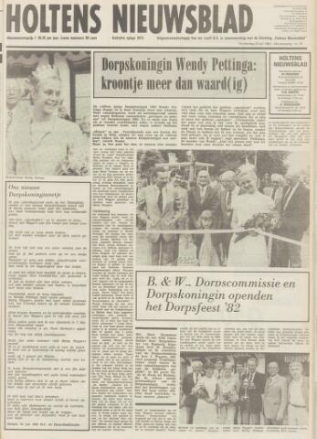 Holtens Nieuwsblad 1982-07-29