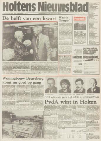 Holtens Nieuwsblad 1986-03-20