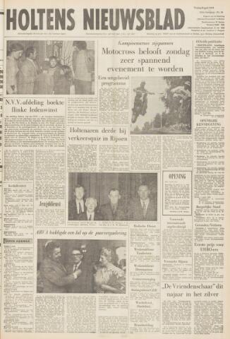Holtens Nieuwsblad 1972-04-07