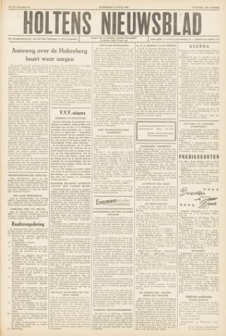 Holtens Nieuwsblad 1958-06-14