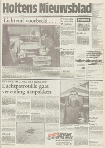 Holtens Nieuwsblad 1985-11-14