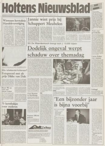 Holtens Nieuwsblad 1995-12-28